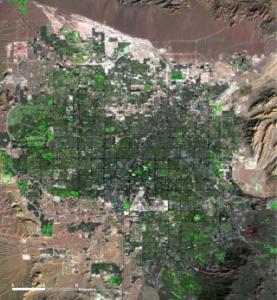By 2006, Las Vegas had over 2 million people.