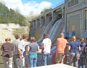 Rapidan Dam