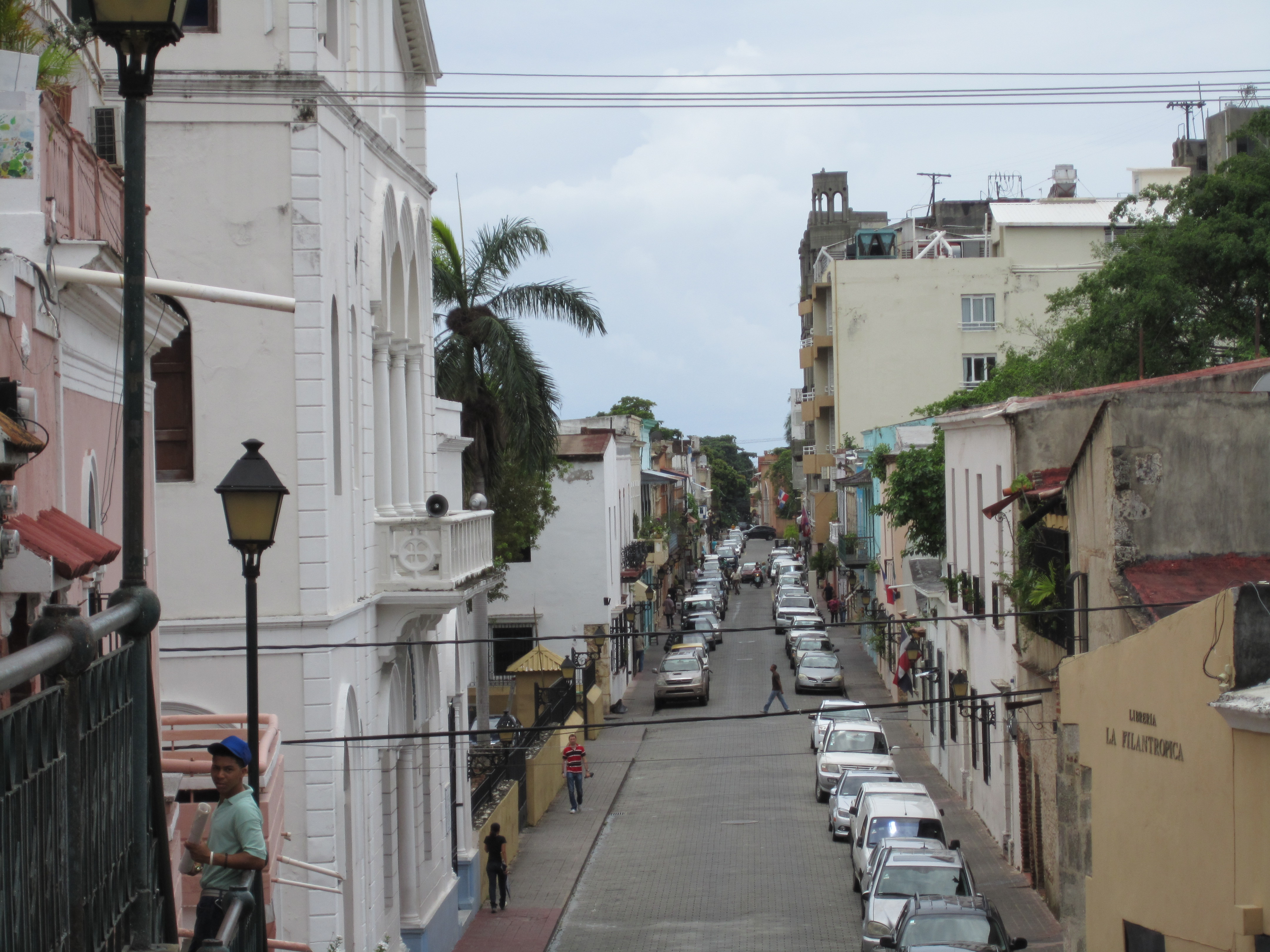 Zona Colonial streetview