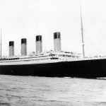 The RMS Titanic, 1912, Source: Wikimedia Commons.