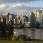 Vancouver, Canada is known for urban living. Photo: Mark Bjelland, 2012.