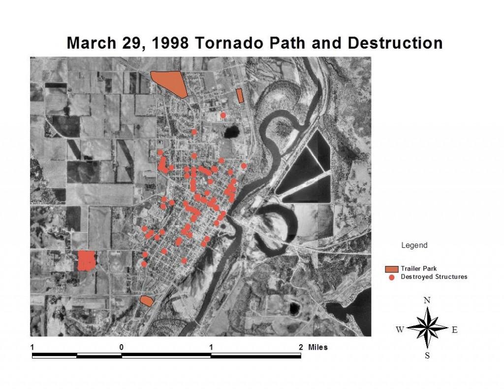 Saint Peter Tornado