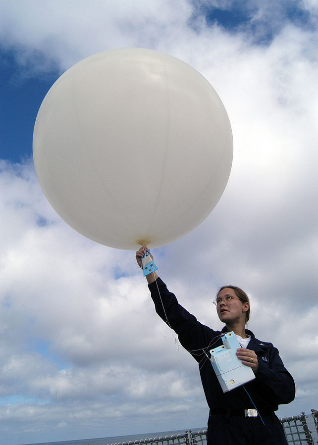 weather balloon launch posted on october 24th 2014 by